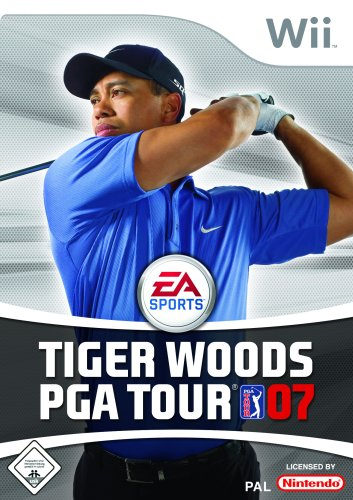 Electronic Arts Tiger Woods PGA Tour 07 Wii