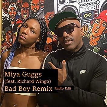Bad Boy (feat. Richard Wingo Radio Edit)  [Radio Edit]
