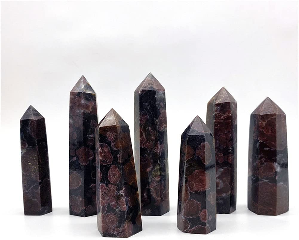 KKSI Drop Shipping 1PC Natural P Astrophyllite online shop SEAL limited product and Quartz Garnet