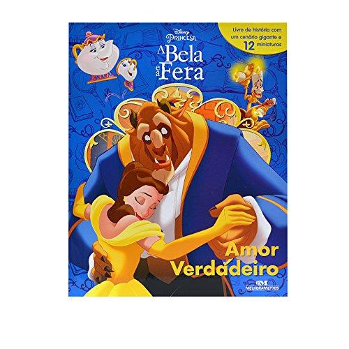 Amor verdadeiro: Disney Princesa, A Bela e a Fera