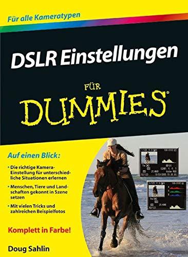 DSLR Einstellungen für Dummies