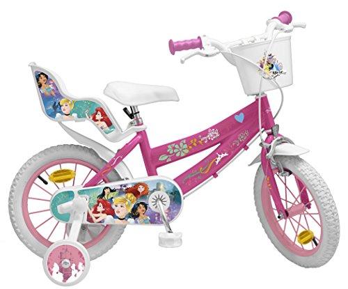Princesas Disney - Bicicleta de 14' (Toimsa 643)
