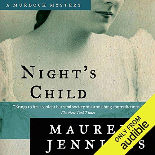 Night's Child audiobook cover art