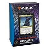 Magic: The Gathering Adventures in The Forgotten Realms Commander Deck – Dungeons of Death