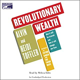 Revolutionary Wealth audiobook cover art