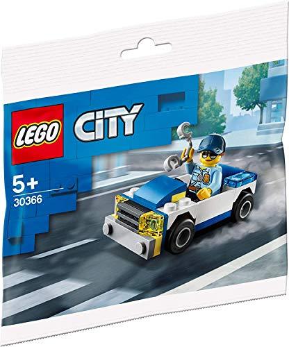 LEGO City Polizei Auto 30366 Polybag