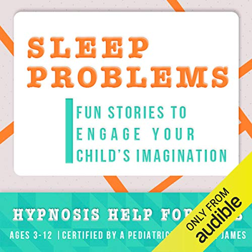 Childhood Sleep Problems audiobook cover art