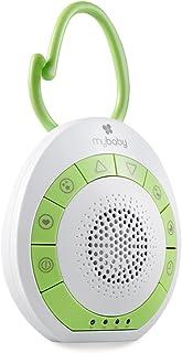 マイベイビー サウンドスパ オンザゴー 赤ちゃん 乳児 プレゼント 出産祝い おやすみメロディー 睡眠 就寝 調整可能クリップ ベビーカー チャイルドシート MyBaby SoundSpa On-the-Go