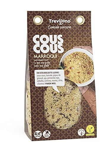 TREVIJANO Cous Cous Marroquí 7 bolsas de 300 gr