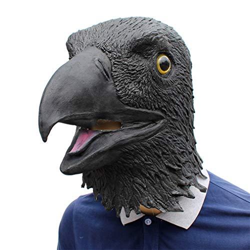 DUBAOBAO Halloween make-up adelaar masker dance party Pasen Carnaval kostuum feestmasker voor volwassenen
