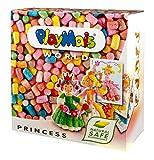 PlayMais World Princess Kit de Manualidades para niños y niñas a Partir de 3 años I 850 PlayMais de Colores, Plantillas e Instrucciones para Manualidades I estimula Creatividad y motricidad