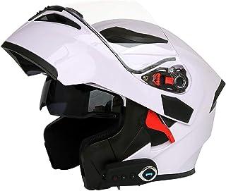 59-60cm MT Venganza Cascos Integrales de Moto Motocicleta Bicicleta Calavera y Rosas Negro//Rojo L