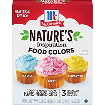 Best plant based food coloring Reviews