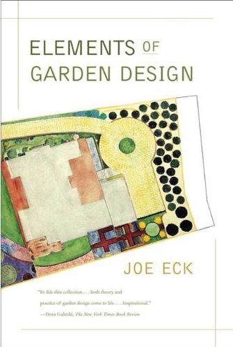 Elements of Garden Design (English Edition)