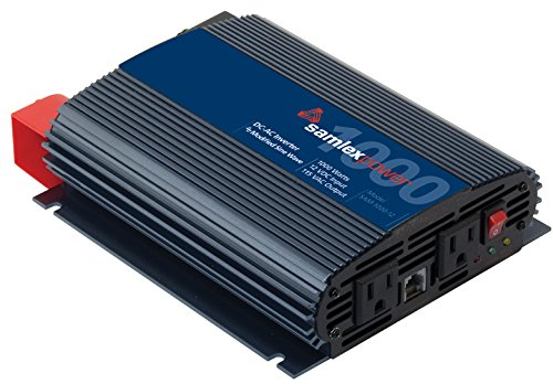 Samlex SAM-1000-12 SAM Series Modified Sine Wave Inverter - 1000 Watt