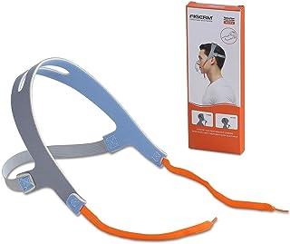 No-Slip Secure Mask Strap, Mask Holder for Cool Mist Inhaler Compressor System, Comfortable Adjustable Head Straps for Children and Adults