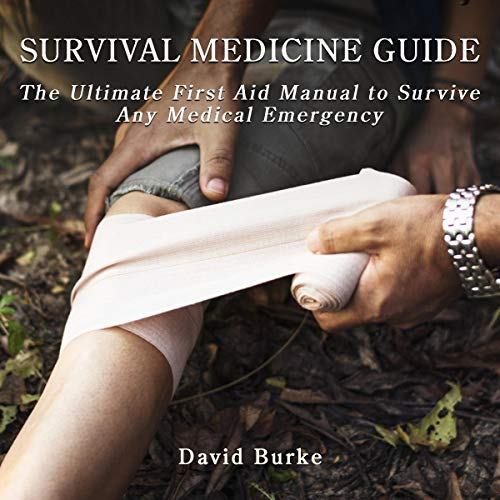 Survival Medicine Guide cover art
