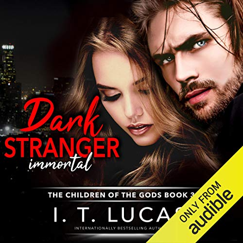 Dark Stranger Immortal cover art
