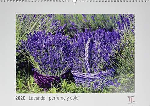 Lavanda - perfume y color 2020 - Edición Blanca - Timokrates