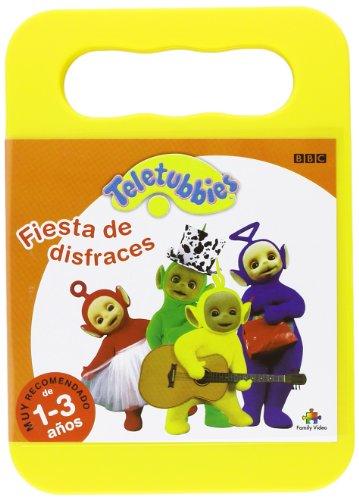 Maleta Teletubbies: Fiesta de disfraces [DVD]