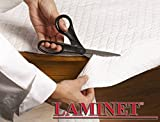 LAMINET - Deluxe Cushioned Heavy-Duty Customizable Quilted Table Pad - 52' x 108' Oblong