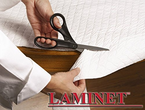 LAMINET - Deluxe Cushioned Heavy-Duty Customizable Quilted Table Pad - 52