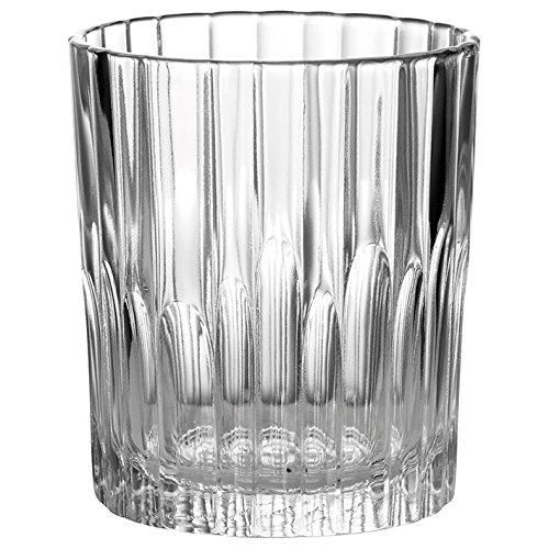 DURALEX 1604157 Lot de 6 Verres à Whisky Manhattan 22 cl, 7.75 Fluid_Ounces, Transparent