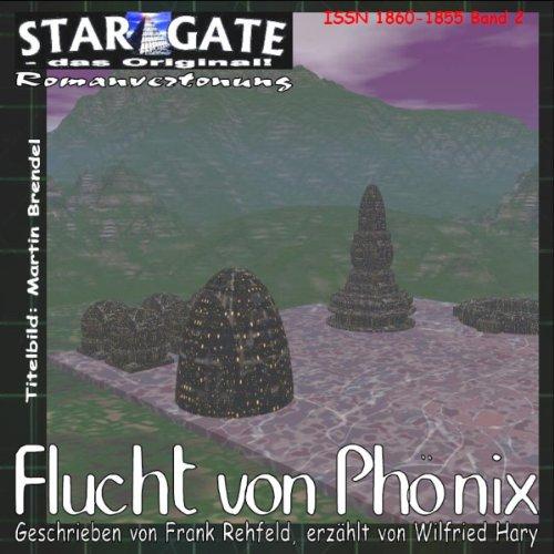 Flucht von Phönix (Star Gate 2) Titelbild