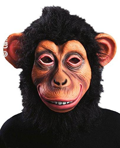 Masque de Singe - Adulte - Taille Unique - Deguisement Halloween - 1071