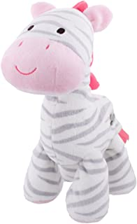 Carters Waggy Plush Toy, Girl Zebra (Discontinued by Manufacturer)
