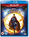 Marvel's Doctor Strange [Blu-ray 3D] [2016] [Region Free]