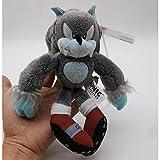 8' Tall The Hedgehog WEREHOG Plush Doll Figure SEGA Sonic