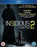 Insidious 2 [Blu-ray] [Import]