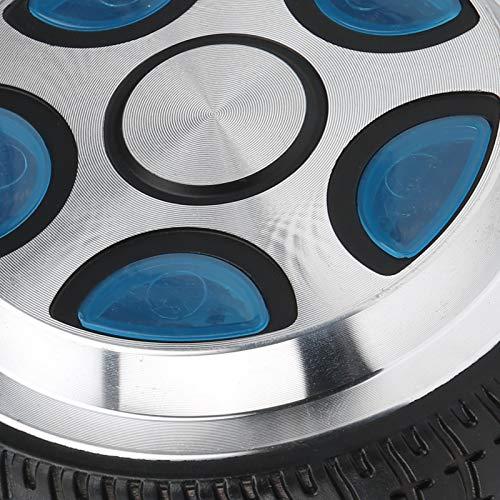 Eosnow Motor de Cubo de Rueda, Motor de CC sin escobillas Resistente a Perforaciones de Piezas de automóvil eléctrico Duradero para Scooter eléctrico de 6.5 Pulgadas para vehículos de Equilibrio