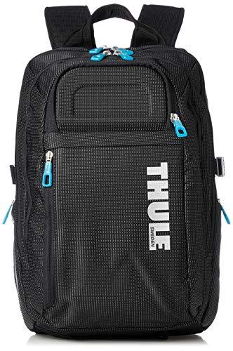 Thule Crossover: Mochila para MacBook Pro 15   Color Negro con puntos blancos