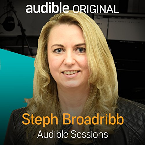 Steph Broadribb audiobook cover art