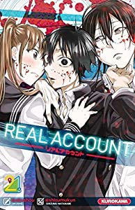 Real Account Edition simple Tome 21