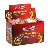 THERMOPAD Zehenwärmer, 30 Paar, 8 Stunden Wärme, extra dünn