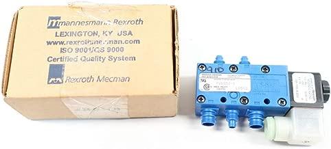 REXROTH P-028852-00001 Pneumatic Solenoid Valve 110V-AC 150PSI