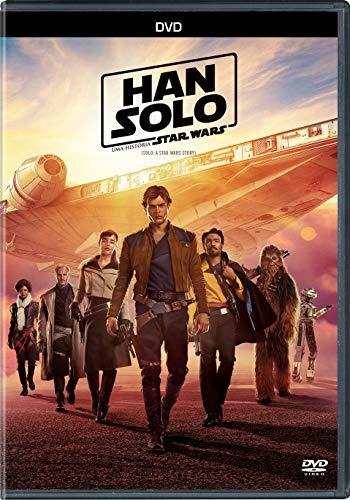 Han Solo. Uma História Star Wars [DVD]