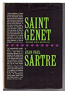 Saint Genet, Actor and Martyr