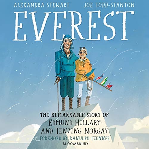 Everest: The Remarkable Story of Edmund Hillary and Tenzing Norgay Titelbild