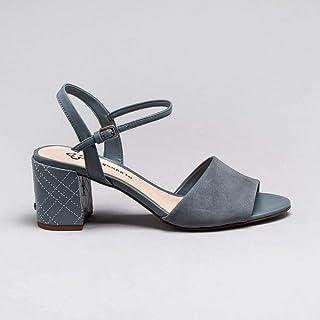 7b9a199a57 Moda - Cinza - Calçados   Feminino na Amazon.com.br