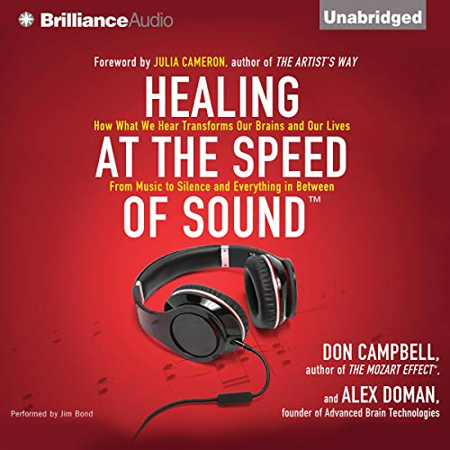 Healing at the Speed of Sound  By  cover art