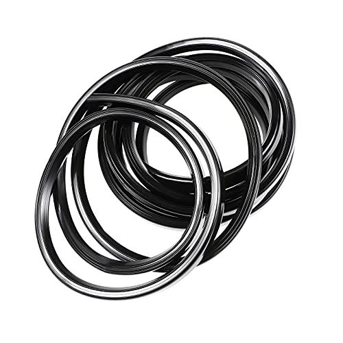 iplusmile Aluminum Profile Slot Cover Flat Seal 2020 for 3D Printer Black