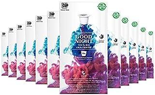 BIO Teekapseln von My-TeaCup | Kompatibel mit Nespresso-Maschinen | 100% kompostierbare Kapseln ohne Alu Good Night Kräutertee, 120 Kapseln