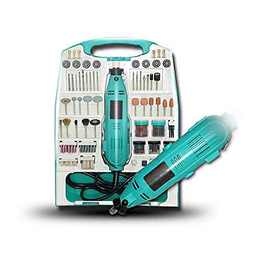 HENGMEI Mini-Winkelschleifer Set 226-tlg Schleifer-Set Schleifermachine Multifunktionswerkzeug für Hand- und Heimwerker (226-tlg)