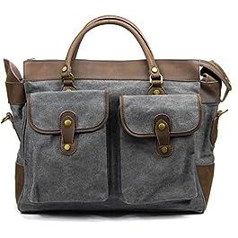 OH MY BAG Sac porté épaule Toile porté épaule main bandoulière et de travers Femmes – modèle ZANZIBAR