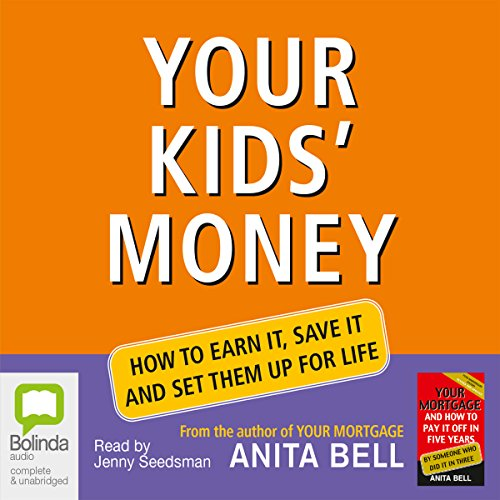 Your Kids' Money audiobook cover art