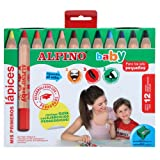 Alpino AL000177 - Estuche 12 lápices